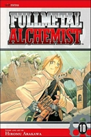 Fullmetal Alchemist, Volume 10
