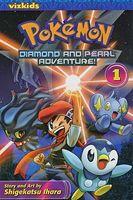 Pokemon Diamond and Pearl Adventure!: Volume 1