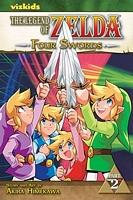 The Legend of Zelda, Vol. 7: Four Swords: Part 2