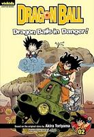 Dragon Balls in Danger!