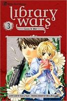 Library Wars: Love & War, Volume 3