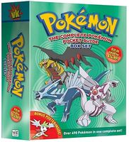 The Complete Pokemon Pocket Guide Box Set