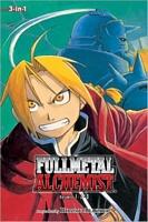 Fullmetal Alchemist 3-in-1 Edition, Volume 1