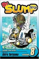 Dr. Slump, Volume 8