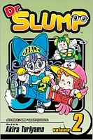Dr. Slump, Volume 2