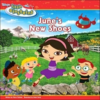 June's New Shoes