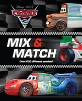 Cars 2 Mix & Match
