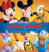 Mickey and Minnie's Storybook Collection by Disney Book Group