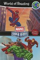 Marvel Super Heroes: 6 Early Readers
