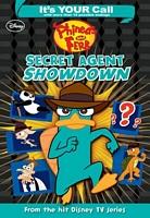 Secret Agent Showdown