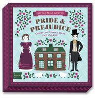 Pride & Prejudice BabyLit Counting Primer Book and Playset