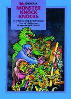 Monster Knock Knocks