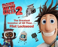 Flint Lockwood . . . the Greatest Inventor of All Time