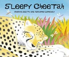 Sleepy Cheetah