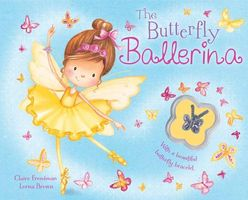 The Butterfly Ballerina