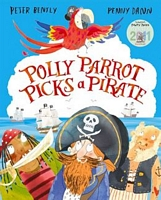 Polly Parrot Picks a Pirate