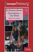 Prescription -- One Bride
