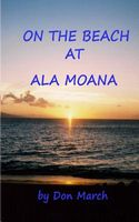 On the Beach at Ala Moana by Don March