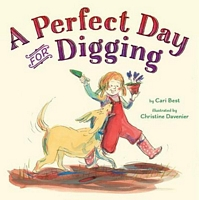 A Perfect Day for Digging