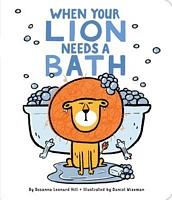 When Your Lion Needs a Bath