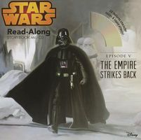 Star Wars Episode V: The Empire Strikes Back Read-Along Storybook and CD