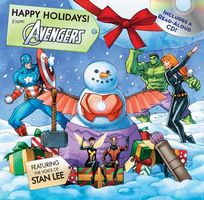 Happy Holidays! from the Avengers!