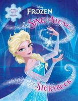 Frozen Sing-Along Storybook by Disney Book Group