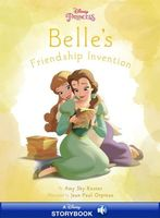 Belle's Inventor Friend by Disney Book Group