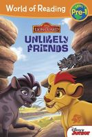 Unlikely Friends by Disney Book Group