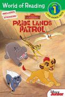 The Lion Guard Pride Lands Patrol