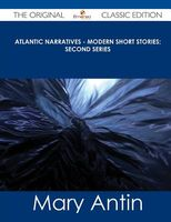 Atlantic Narratives - Modern Short Stories; Second Series
