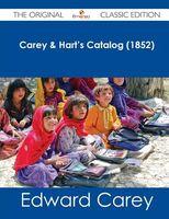 Carey & Hart's Catalog