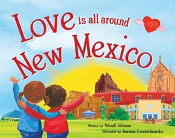 Love Is All Around New Mexico
