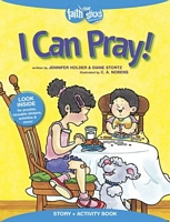 I Can Pray! Story + Activity Book