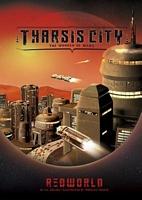 Tharsis City: The Wonder of Mars