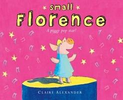 Small Florence: A Piggy Pop Star!