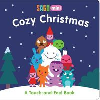 Sago Touch and Feel Board Book