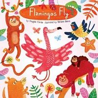 Flamingos Fly