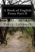 A Book of English Prose Part II