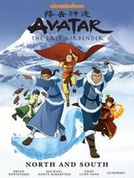 Avatar: The Last Airbender--North and South, Volumes 1-3
