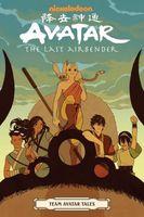 Avatar: The Last Airbender - Team Avatar Tales