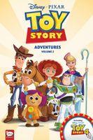 Disney/PIXAR Toy Story Adventures Volume 2
