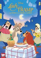 Disney Lady and the Tramp: The Story of the Movie in Comics