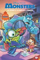 Disney/PIXAR Monsters Inc. and Monsters University