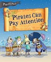 Pirates Can Pay Attention
