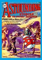 Astounding Stories of Super-Science, Vol. 1, No. 1