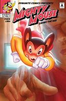 Mighty Mouse Vol. 1: Saving The Day: Saving The Day