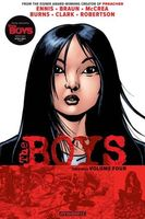 The Boys Omnibus Vol. 4