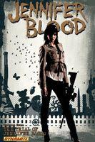 Jennifer Blood Vol 4: The Trial of Jennifer Blood