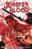 Jennifer Blood Vol 5: Blood Legacy